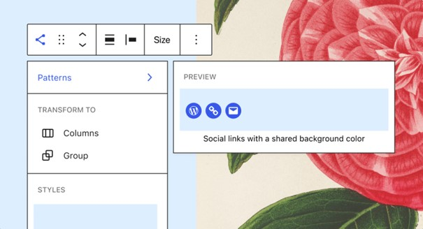 Aktualizacja WordPress 5.8 Tatum